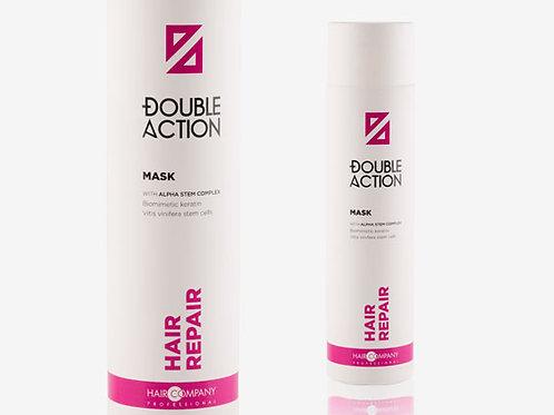 DOUBLE ACTION HAIR REPAIR MASK Маска за реконструкция на косата