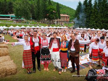 """""""Северняшката сватба"""" - фолклорен фестивал """"Леденика"""" 2019"""