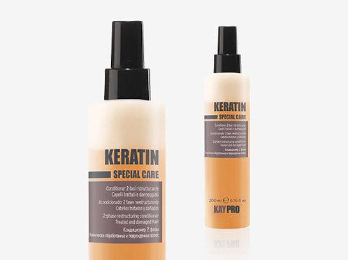 KERATIN CONDITIONER SPRАY Спрей-балсам за коса с кератин