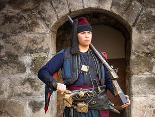 Реконструкция на хайдушко (арамийско) мъжко облекло от втората половина на ХІХ век