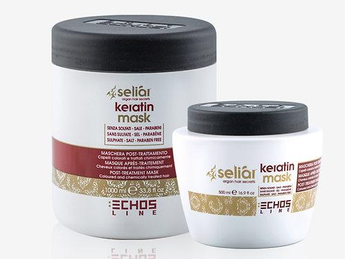 SELIAR KERATIN MASK Реконструираща маска с кератин