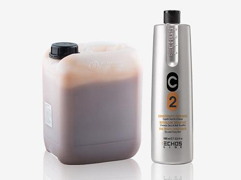 C2 ONE MINUTE CONDITIONER Балсам с бързо действие за суха и чуплива коса