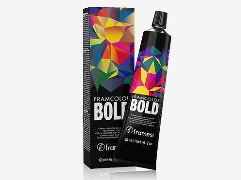 FRAMCOLOR BOLD Директно оцветяване на косите