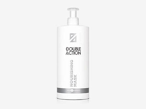 DOUBLE ACTION NOURISHING MASK Подхранваща маска за коса - за грижа на дължините