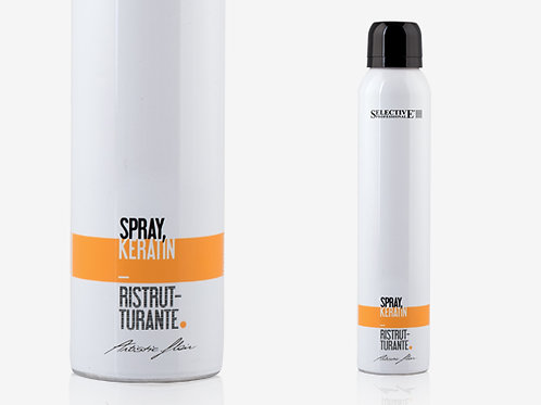 SPRAY KERATIN  RISTRUTTURANTE Спрей с кератин за суха и изтощена коса