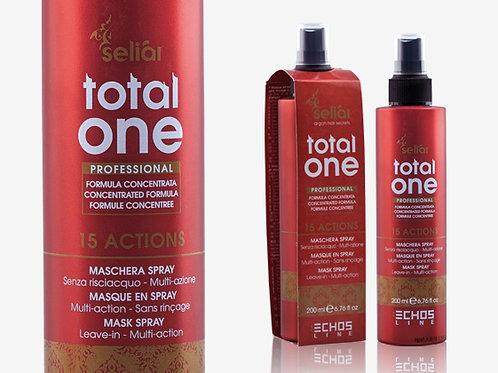 SELIAR TOTAL ONE 15 ACTIONS Спрей маска 15 в 1