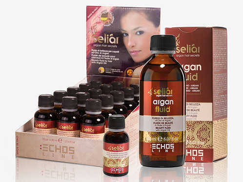 SELIAR ARGAN FLUID Арганово масло за защита, блясък и омекотяване