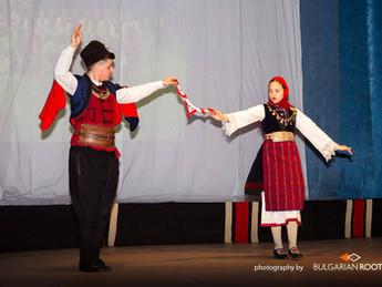 """ТК """"Пирински наниз"""" - юбилеен концерт"""