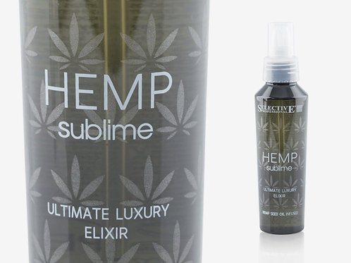 HEMP SUBLIME ULTIMATE LUXURY ELIXIR