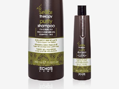 Echosline Seliar Therapy Purity Shampoo Шампоан против пърхот ph 4.5-5.0