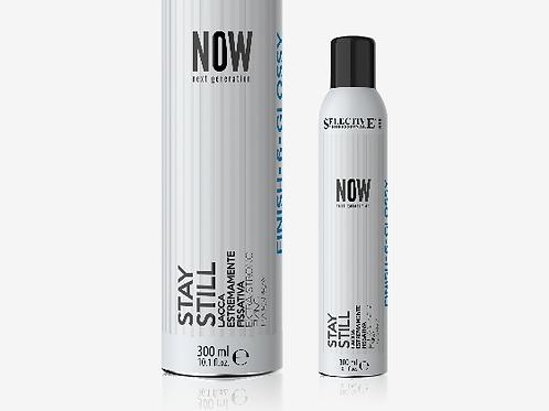 NOW NEXT GENERATION STAY STILL Лак за коса със супер силна фиксация