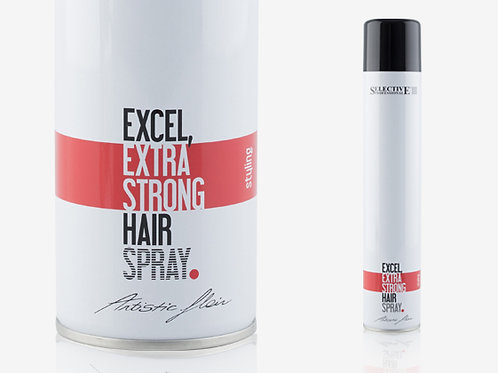 EXCEL, EXTRA STRONG HAIR SPRAY
