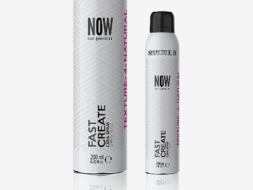 NOW NEXT GENERATION FAST CREATE Спрей-вакса за коса