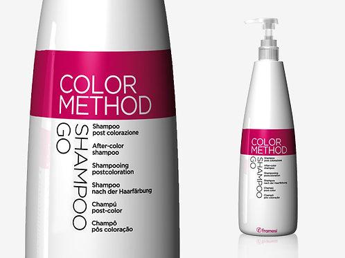 COLOR METHOD SHAMPOO GO Шампоан стабилизиращ цвета на косата