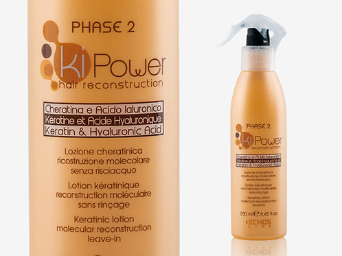 KI POWER KERATINIC LOTION PHASE 2 Концентриран кератинов лосион