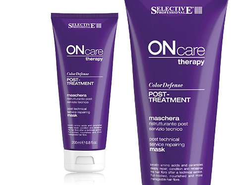 ONcare Therapy Color Defense POST-TREATMENT MASK