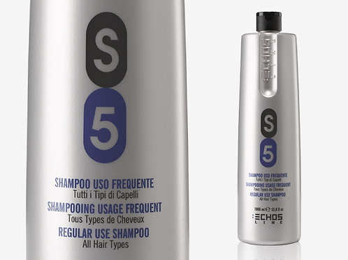 S5 REGULAR USE SHAMPOO Шампоан за честа употреба