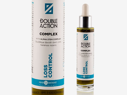 DOUBLE ACTION LOSS CONTROL COMPLEX