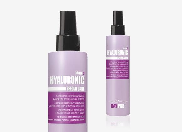 HYALURONIC CONDITIONER SPRАY Спрей-балсам с хиалуронова киселина