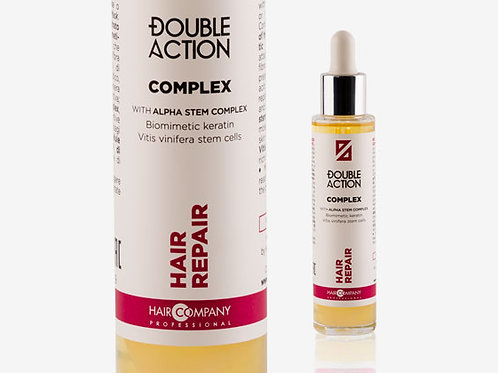 DOUBLE ACTION LOSION HAIR REPAIR COMPLEX