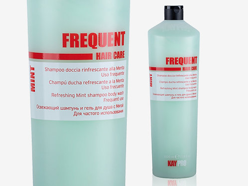 REFRESHIN MINT SHAMPOO Освежаващ ментов шампоан за всеки тип коса