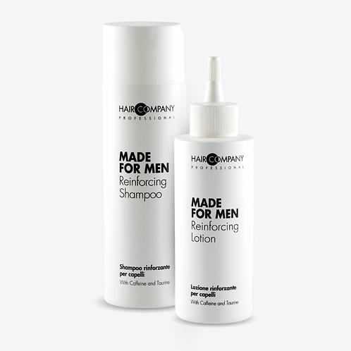 HAIR COMPANY MADE FOR MEN Серия против косопад за мъже