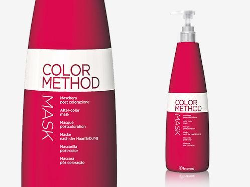 COLOR METHOD MASK Маска за реструктуриране на косата след боядисване