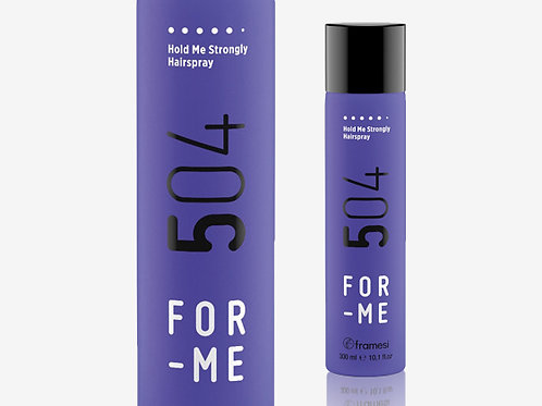 504 HOLD ME STRONGLY HAIRSPRAY