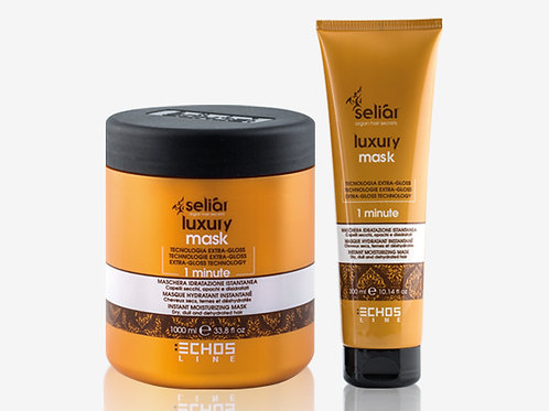 SELIAR LUXURY MASK 1 MINUTE EXTRA-GLOSS TECHNOLOGY
