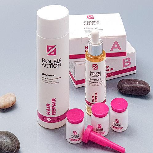 REPAIR DOUBLE ACTION комплект за възстановяване на косата