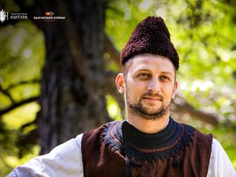 Мъжка празнична носия, преселническа от района на Тракия, от втората половина на XIX век