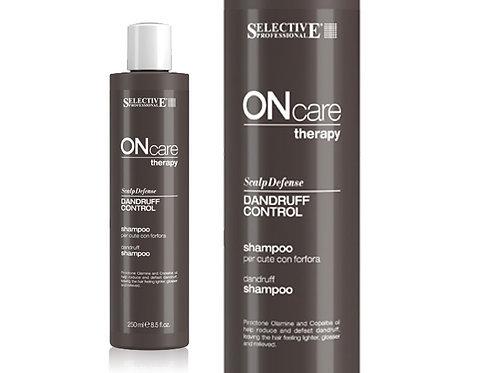 ONcare Therapy Scalp Defense DANDRUFF CONTROL SHAMPOO