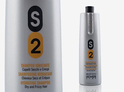 S2 HYDRATING SHAMPOO Хидратиращ шампоан за суха и чуплива коса