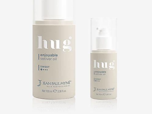 HUG ENJOYABLE VETIVER OIL SWEET Масло от ветивер за лесно оформяне на косата