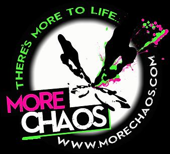 More Chaos Sticker Black Rim.png