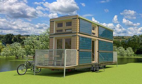 Bill Dunster Rightsized Mobile House