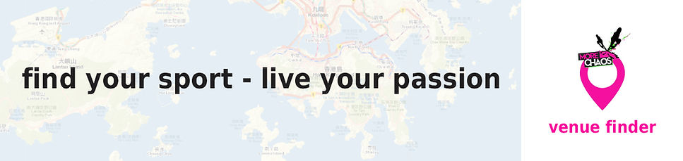 Hong Kong Sports Venue Finder