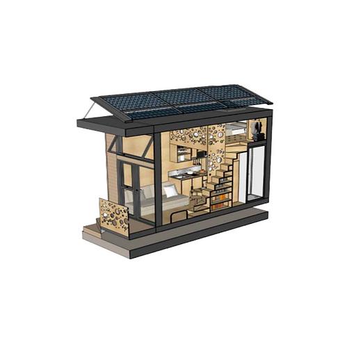 RightsiZED Tiny House_Layout 4 Internal_Bill Dunster