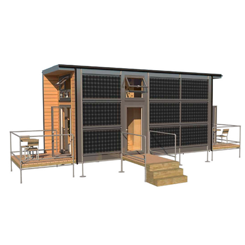 RightsiZED Tiny House_Layout 2 External_Bill Dunster
