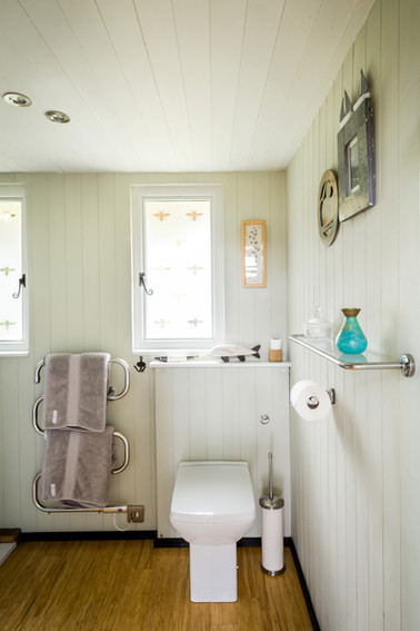 Tiny House Bathroom Design