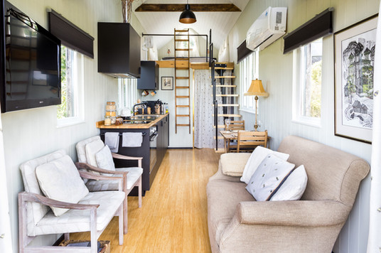 Tiny House Design_Kitchen