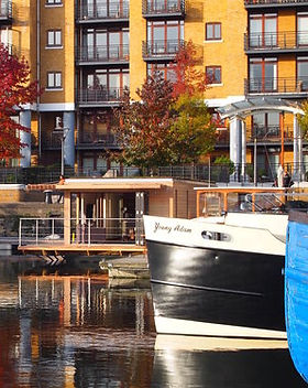 Floating Hotel_Eco Floating Homes