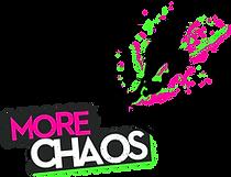 More Chaos Logo