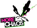 More Chaos Logo