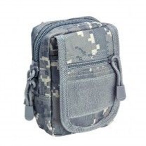 VISM® by NcSTAR® SMALL UTILITY POUCH/DIGITAL CAMO
