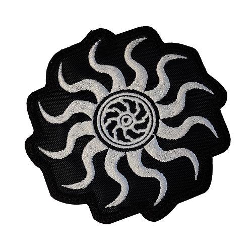 PATCH // Sun logo