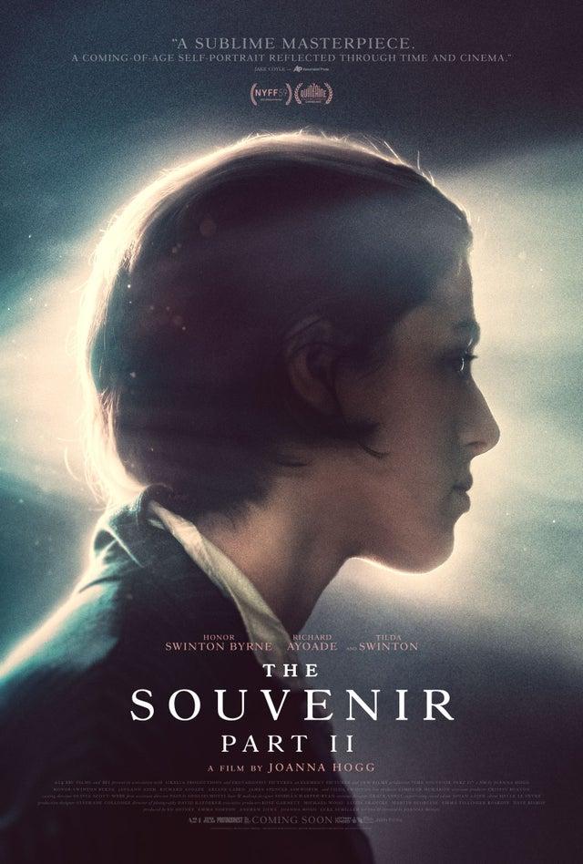 The Souvenir Part II LFF Film Review