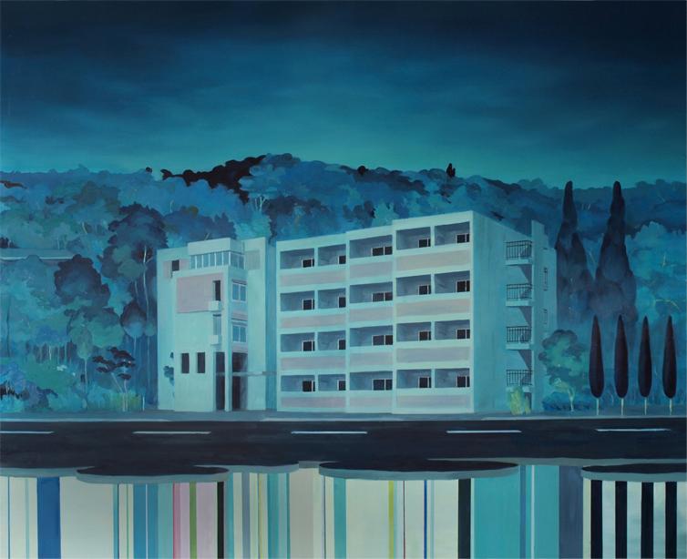 Landscape(Apartment) / 風景(アパート)