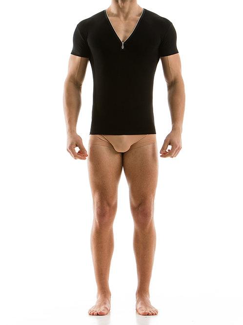 Modus Vivendi Zipper T-Shirt
