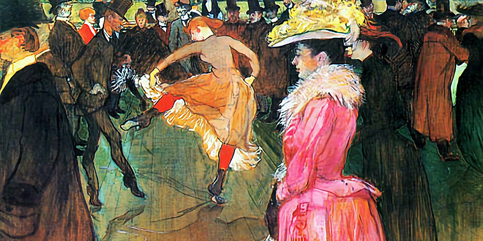 Toulouse-Lautrec, les lumières de la nuit parisienne